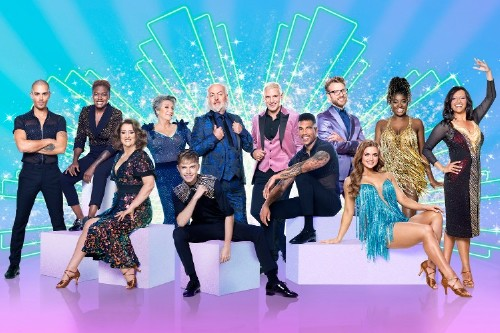 The Strictly 2020 celebrity cast / Picture Credit: BBC