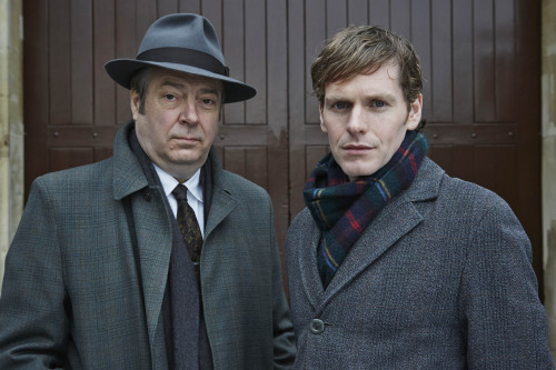 Endeavour will return for a fifth series