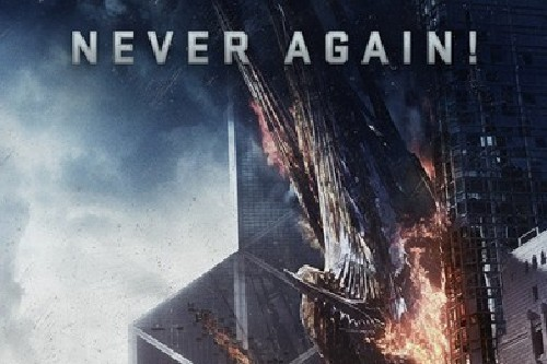 Ender/'s Game Never Again Movie Poster