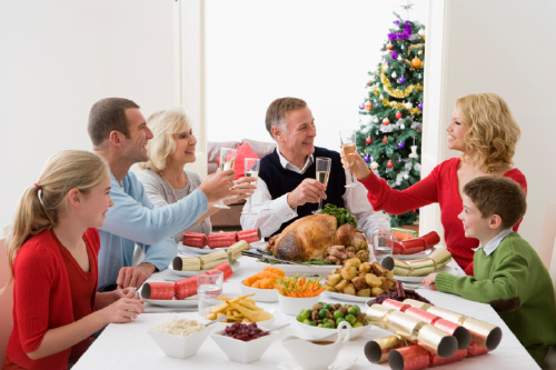 7 Tips To Survive The Family Get Together This Christmas