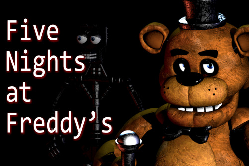 Freddy Fazbear / Picture Credit: Scott Cawthon