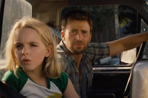 Gifted: See the trailer for new Chris Evans feel-good movie