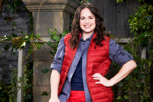 Giovanna Fletcher is taking part in I'm A Celeb this year / Picture Credit: ITV