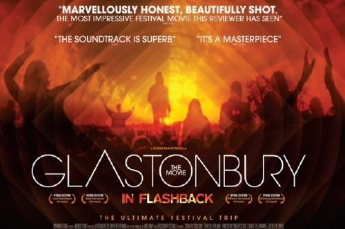 Glastonbury The Movie In Flashback