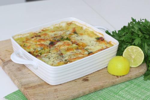 Phil Vickery's Gluten Free Borlotti Bean & Cornflake ...