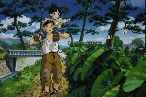 Grave of The Fireflies Review