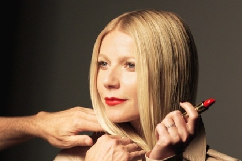 Get the business woman beauty look demonstrated on Gwyneth Paltrow