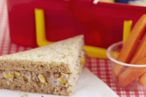 Is your child bored of the traditional sarnie?