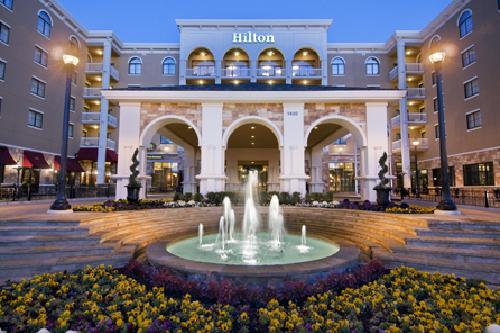 Dallas Fever Top Five Hilton Hotels In Texas