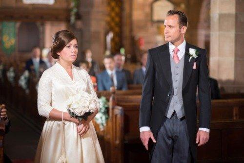 Maxine and aquin wedding
