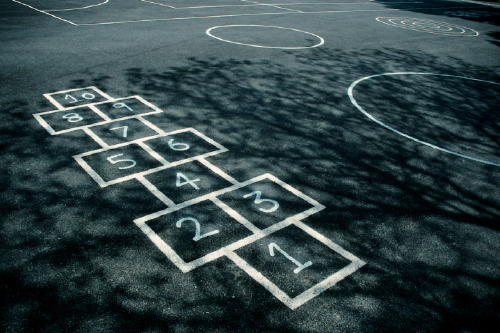 Parenting News Classic Playground Games Still Triumph At