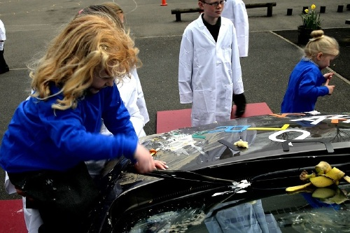 VIDEO: Kids Become Quality Testers for Hyundai