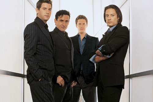 Il divo 39 artist of the decade 39 - Divo music group ...