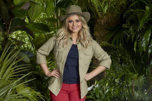 Former Inbetweeners star Emily Atack is an instant hit with viewers / Photo Credit: ITV