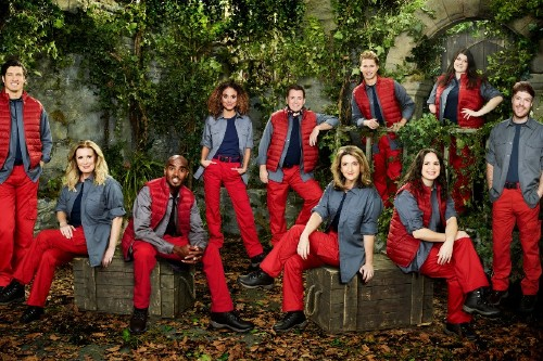 I'm A Celeb cast 2020 / Picture Credit: ITV