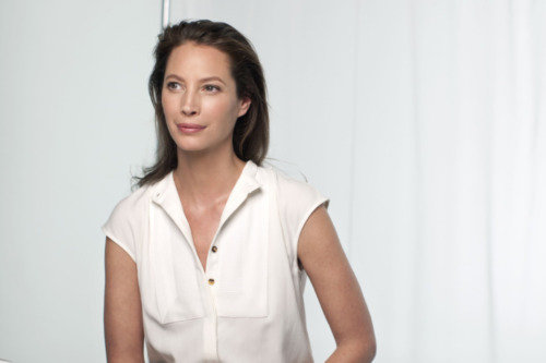 Christy Turlington Burns reveals her beauty secrets