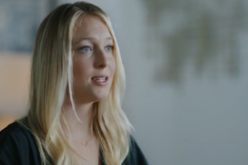 India Oxenberg speaks out in new documentary Seduced: Inside the NXIVM Cult / Picture Credit: Starzplay