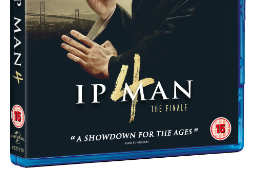 IP Man The Finale DVD