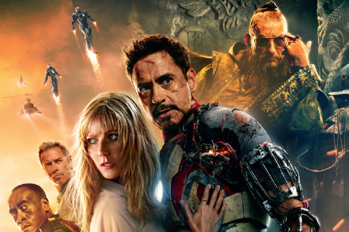 Iron Man 3 Breaks $1 Billion Barrier
