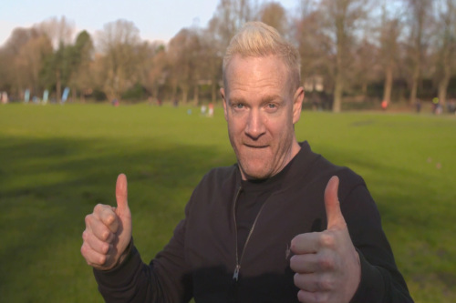 Iwan Thomas Counts Down To Five Sporting Moments
