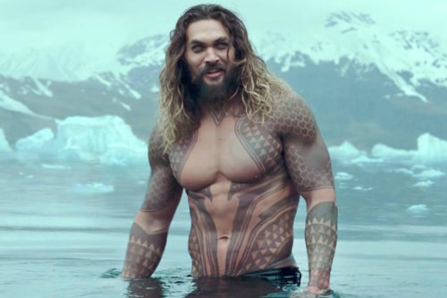 Justice League: The New Heroes - Aquaman