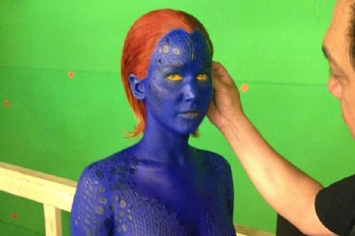 First Image Of Jennifer Lawrence In X-Men: Days of Future Past