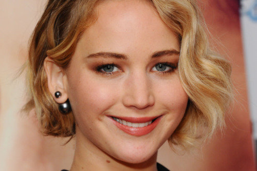 Jennifer lawrence eye makeup