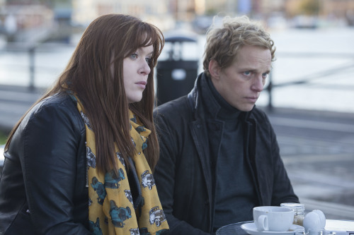 Jessica Regan and Chris Geere in Ill Behaviour