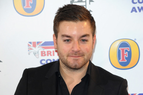 Alex Brooker at the British Comedy Awards in 2013 / Photo Credit: JMVM/FAMOUS