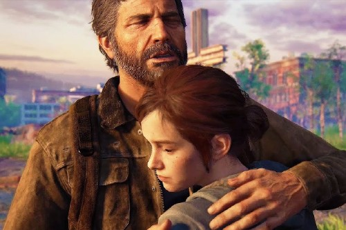 Joel and Ellie in The Last of Us / Picture Credit: Naughty Dog