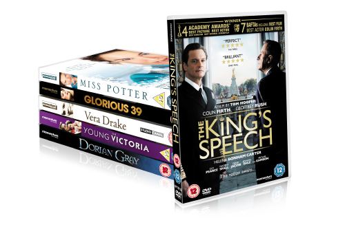 Win A Jubilee DVD Bundle