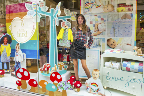 jools oliver launches new children 39 s clothing range at. Black Bedroom Furniture Sets. Home Design Ideas