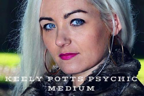 Psychic Medium Keely Potts