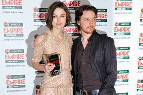 Mcavoy's Wife Opens Up About Son