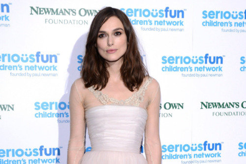 Kiera Knightley wore Chanel wedding dress because it was sentimental