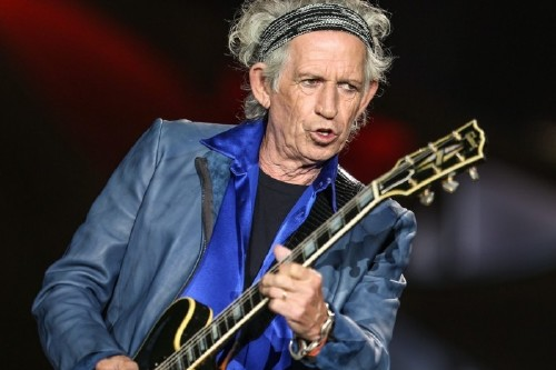 Keith Richards Makes Movie About His Life