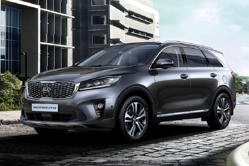 kia sorento gt line s on test with female first. Black Bedroom Furniture Sets. Home Design Ideas