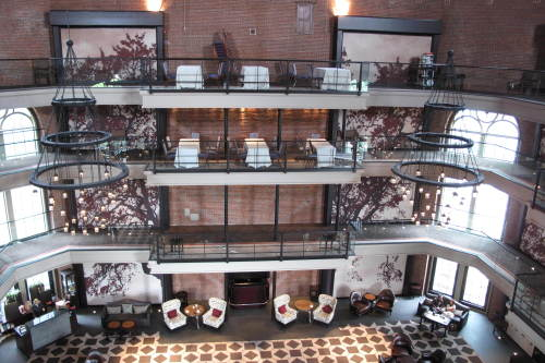 Lock ups to love ins 5 prisons turned hotels for a for Hotel in boston that used to be a jail