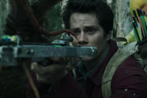 Dylan O'Brien as Joel in Love and Monsters / Picture Credit: 21 Entertainment