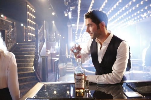 Tom Ellis leads the series in the titular role