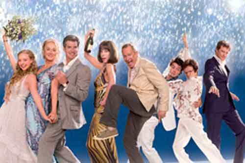 mamma mia the happiest movie of all time