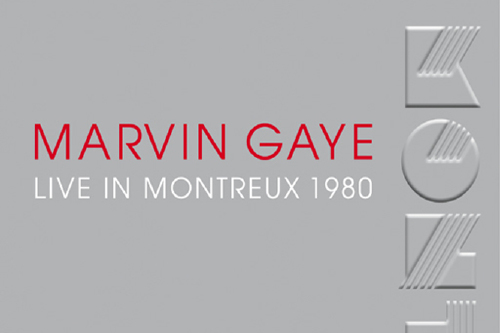Marvin gaye live in montreux 1980 dvd cd