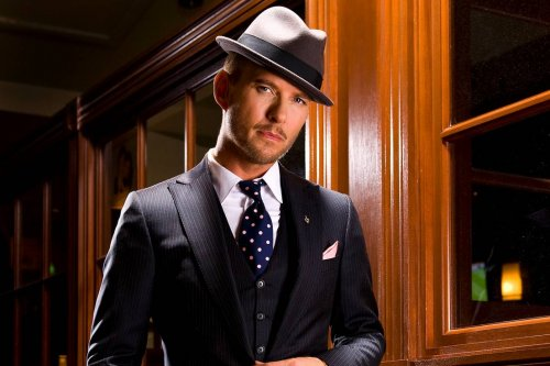 Matt Goss in London