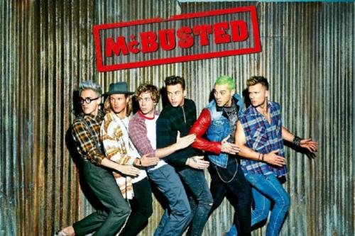 MCBUSTED REVEAL ALBUM RELEASE DATE