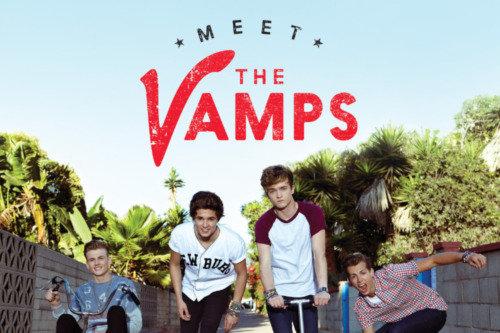 meet the vamps itunes uk