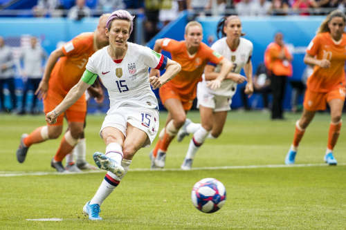 4 of the Best Female Soccer Players in the World Right Now
