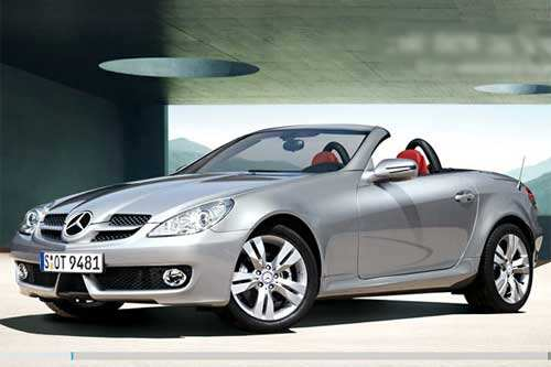 review mercedes slk 200 kompressor. Black Bedroom Furniture Sets. Home Design Ideas