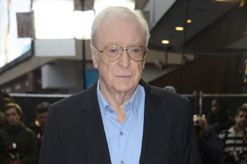Michael Caine - Youth LFF Premiere