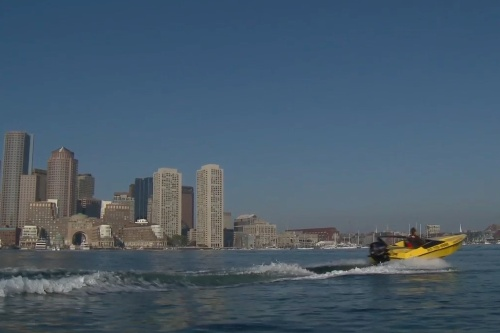 Mini Speed Boating in Boston