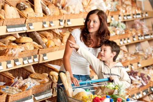 How many monthly supermarket runs do you make?